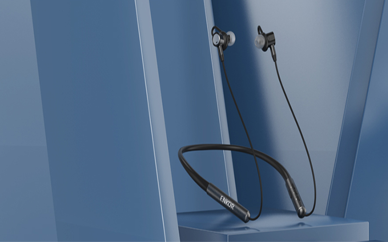 Enkor new products shelf, quiet down, more beautiful---Noise cancelling headphones